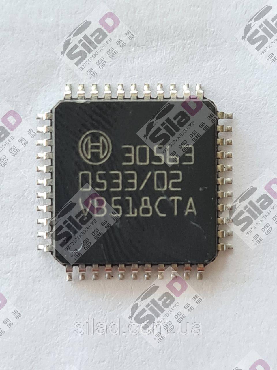 Мікросхема Bosch 30563 корпус QFP-44