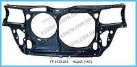 Панель передняя (телевизор) VW Passat B5 97-00, 4 цил., +AC (FPS) FP 9539 201 3B0805594G