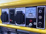 Бензиновый генератор Кентавр КБГ258а, фото 3