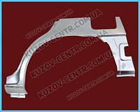 Арка задняя Mazda 626 GF (97-00) седан/хетчбек - правая (Klokkerholm)