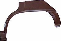 Арка задняя Opel Kadett E SDN 4 дв. (85-91) ремчасть левая (Klokkerholm)