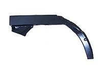 Арка заднего крыла Seat Toledo -99, цинк, левая (FPS)
