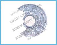 Левая защита тормозного диска TOYOTA AVENSIS  (1997 -2003)