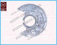 Правая защита тормозного диска TOYOTA AVENSIS  (1997 -2003)