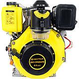Двигатель дизельный Кентавр ДВЗ-300ДШЛЕ, фото 4