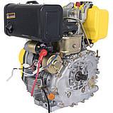 Двигатель дизельный Кентавр ДВЗ-300ДШЛЕ, фото 5
