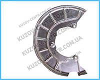 Защита тормозного диска передняя правая SEAT ALTEA 04 -13