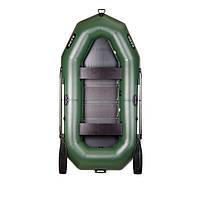 Двухместная гребная надувная лодка Bark (Барк) В-270, фото 1