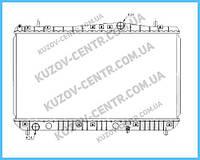 Радиатор CHEVROLET TACUMA 00-08