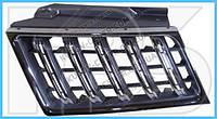 Решетка радиатора Mitsubishi Pajero Sport II (09-13) правая (FPS) 7450A570