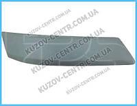 Накладка заднего бампера Ford Fusion 06-12 левая (FPS) 1426584