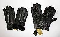 Перчатки мужские кожаные № Б37
