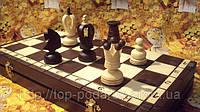 Шахматы деревянные резные размер 41*41