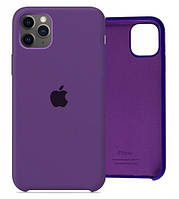 Чехол Silicone Case для iPhone 11 Pro Purple
