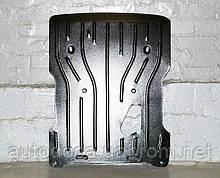Захист картера двигуна, кпп BMW X6 (E71)