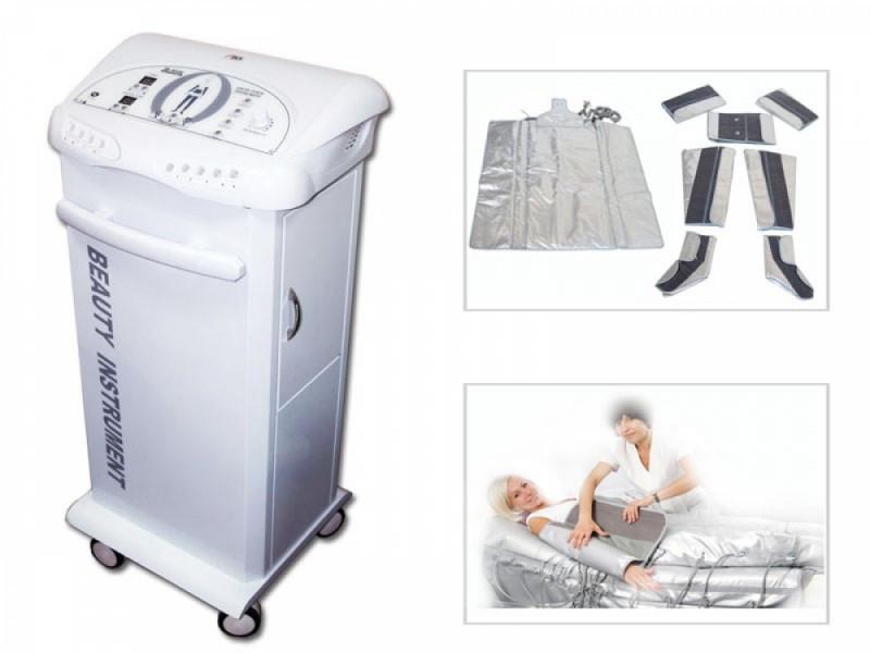 Аппарат для прессотерапии для лифоденажа / пневмамассажа аппарат для лечения варикоза мод.  9102 IB