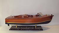 Сувенирная модель катера