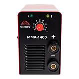Сварочный аппарат Vitals MMA-1400, фото 6