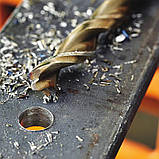 Сверло по металлу EXTREME2 кобальтовое HSS-CO 8x117x72 мм упаковка 10 штук DeWALT DT4938, фото 4