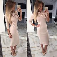 """Стильное молодежное платье мини """" Бантик """" Dress Code , фото 1"""