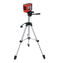 Kapro Уровень лазерный 862 SET (Красный лазер + тренога в комплекте)