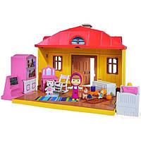 Детский игровой набор Домик Маши с фигуркой и аксессуарами Simba 9301038, фото 1