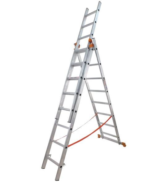 Budfix 01411 Лестница универсальная 3х11
