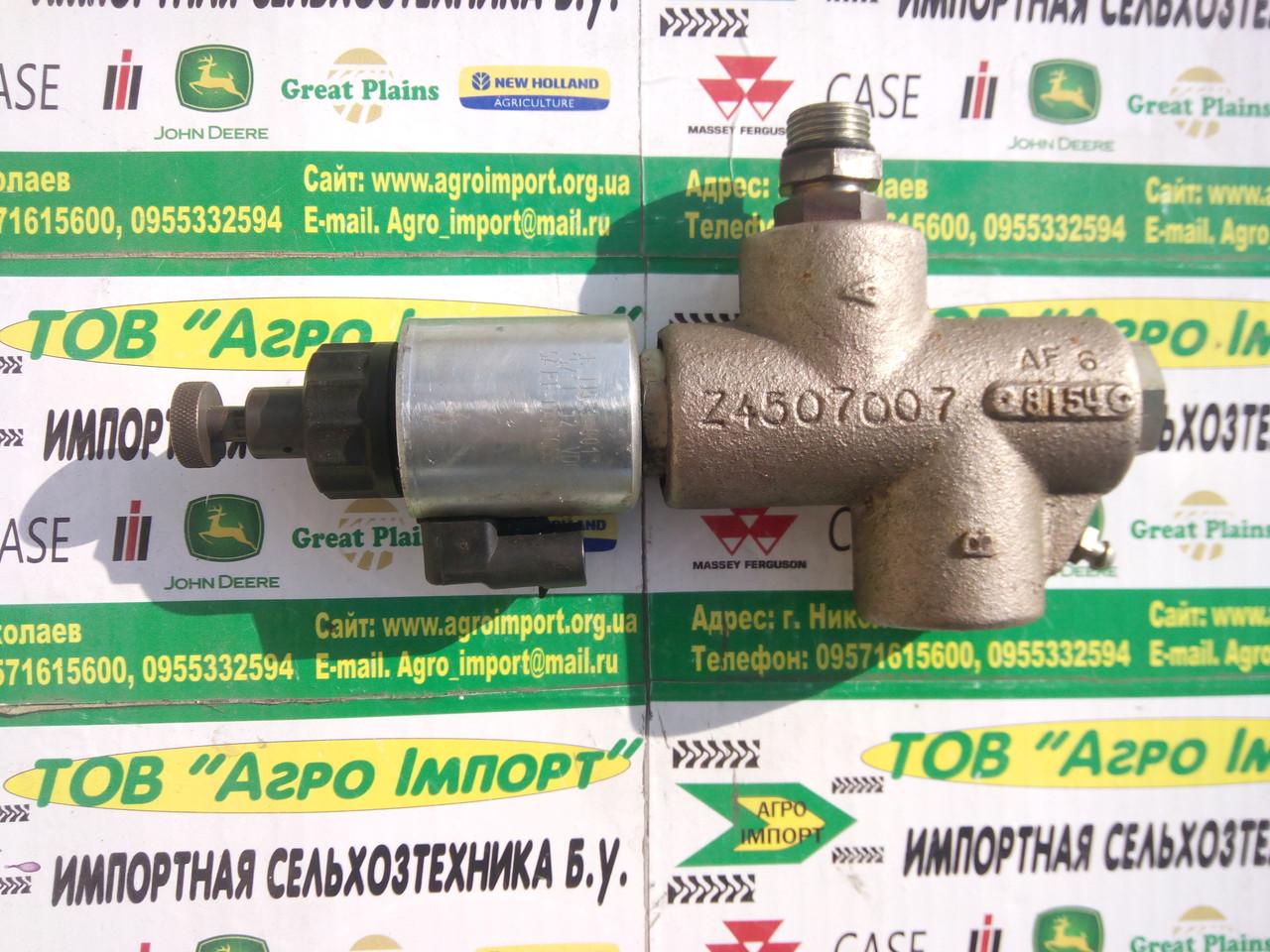 Клапан управ-я глубиной AN235003/AN234623/AN233812/AN234786