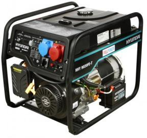 Hyundai HHY 9020FE-T Электрогенератор