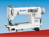 Промышленная двухигольная машина SHUNFA SF 3900-2