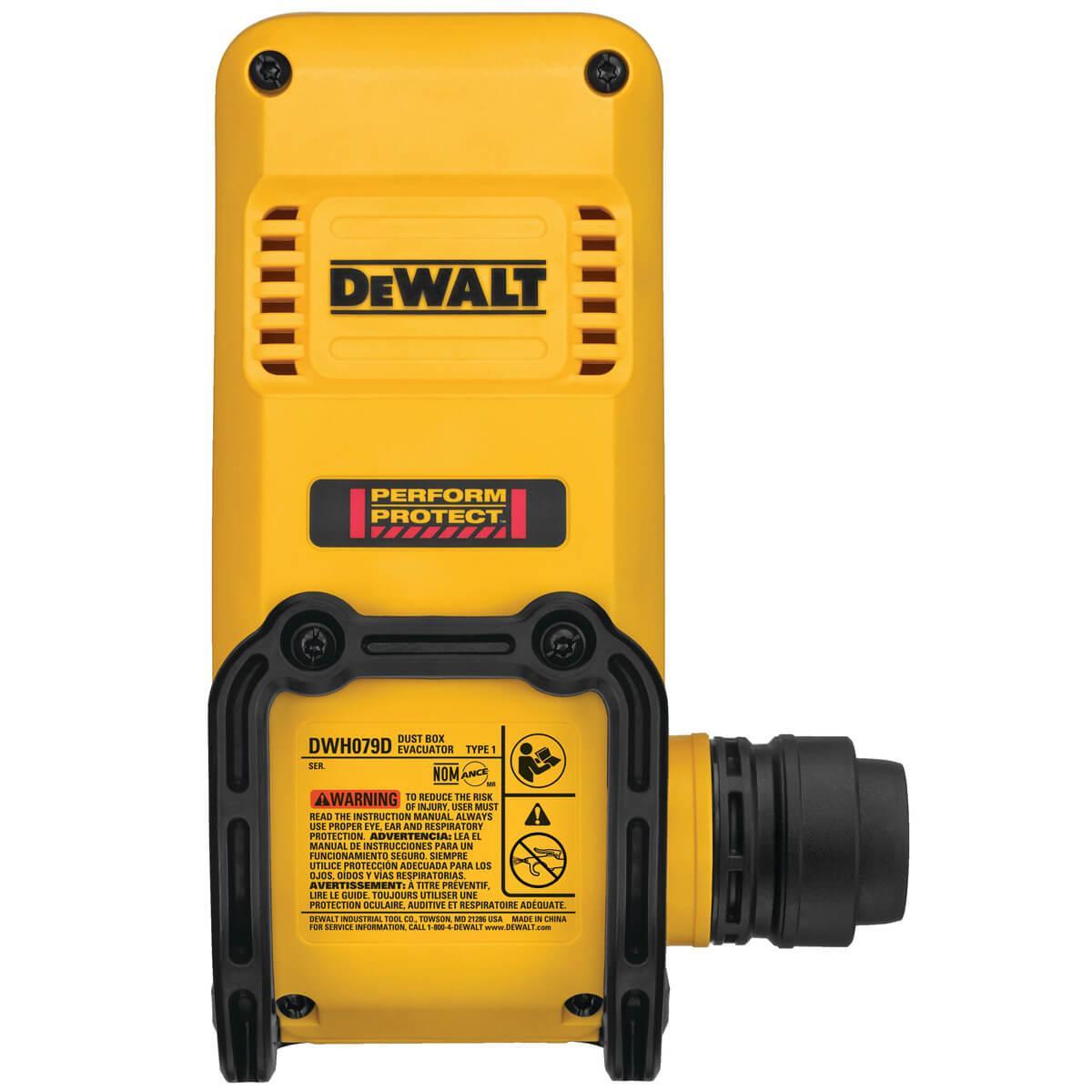 Система очистки фильтра DeWALT DWH079D