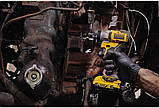 Гайковёрт ударный аккумуляторный бесщеточный DeWALT DCF902D2, фото 4