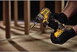 Шуруповёрт аккумуляторный бесщеточный DeWALT DCF601D2, фото 6