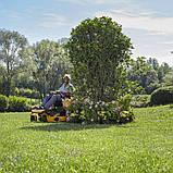 Трактор садовый бензиновый STIGA ZT3107T, фото 5