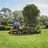 Трактор садовый бензиновый STIGA ZT3107T, фото 6