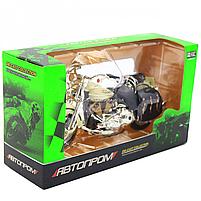 Мотоцикл Автопром HX-796, белый 16х5х10 см (7749), фото 2