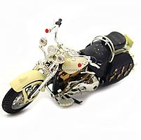 Мотоцикл Автопром HX-796, белый 16х5х10 см (7749), фото 4