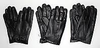 Перчатки мужские кожаные № Б36