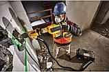 Перфоратор аккумуляторный бесщеточный SDS-MAX DeWALT DCH614X2, фото 7