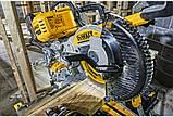 Пила торцовочная аккумуляторная бесщёточная DeWALT DCS727T2, фото 6