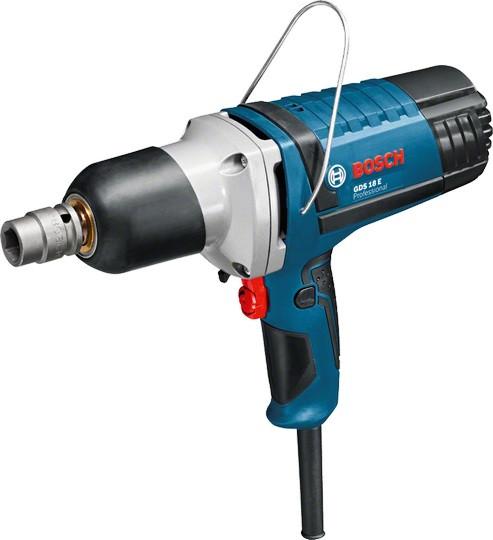 Bosch GDS 18 E Электрогайковерт импульсный