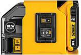 Пылесос аккумуляторный бесщеточный DeWALT DWH161D1, фото 2