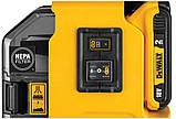 Пылесос аккумуляторный бесщеточный DeWALT DWH161D1, фото 3