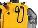 Пылесос аккумуляторный бесщеточный DeWALT DWH161D1, фото 5