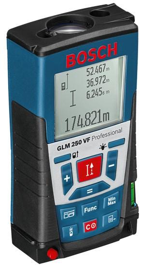 Bosch GLM 250 VF Дальномер лазерный (0601072100)