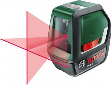 Bosch PLL 2 Нивелир лазерный (0603663420)