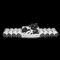 Комплект видеонаблюдения GreenVision GV-K-G03/08 720Р