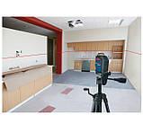 Bosch GLL 2-20 Professional Линейный лазерный нивелир + BM3 + кейс, фото 4