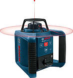 Bosch GRL 250 HV Professional Ротационный лазер (0601061600), фото 2