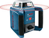 Bosch GRL 400 H SET Professional Ротационный лазер (0601061800), фото 2